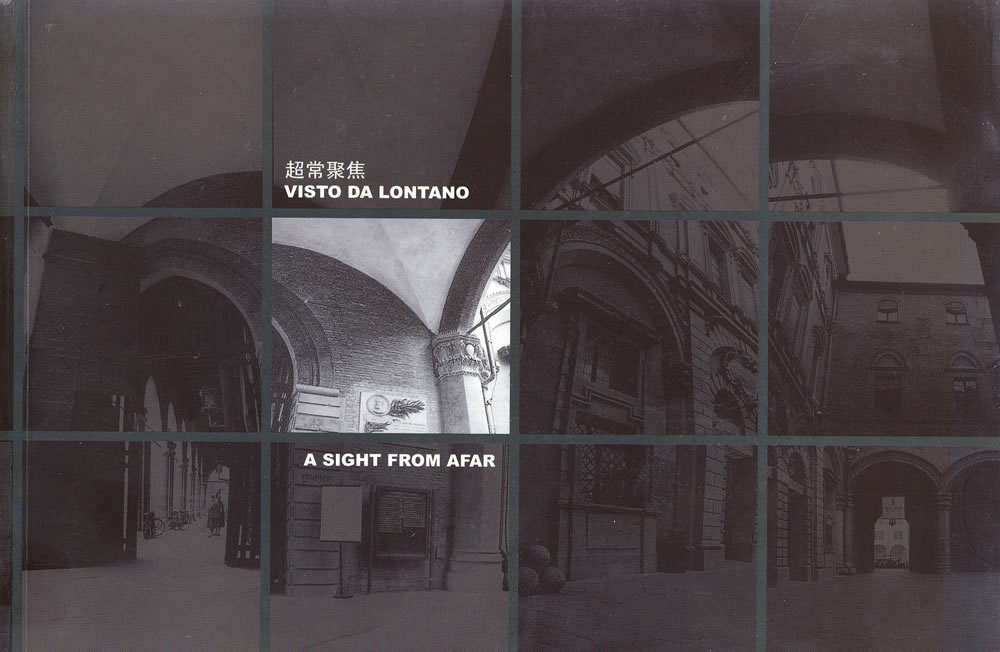 VISTO DA LONTANO<br>Photographs by Olivo Barbieri and Luo Yongjin