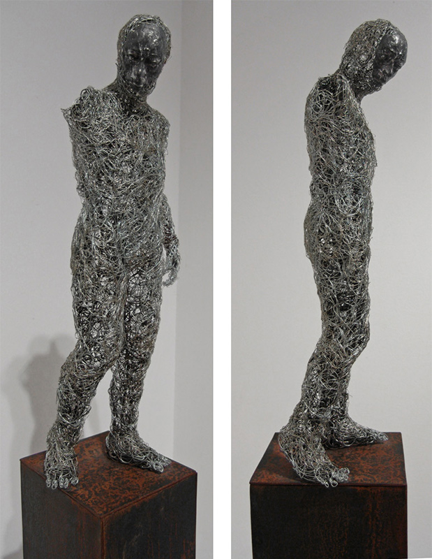 VESTIGIA - APOLLO by Antonio Barbieri 2 - Galleria Gagliardi